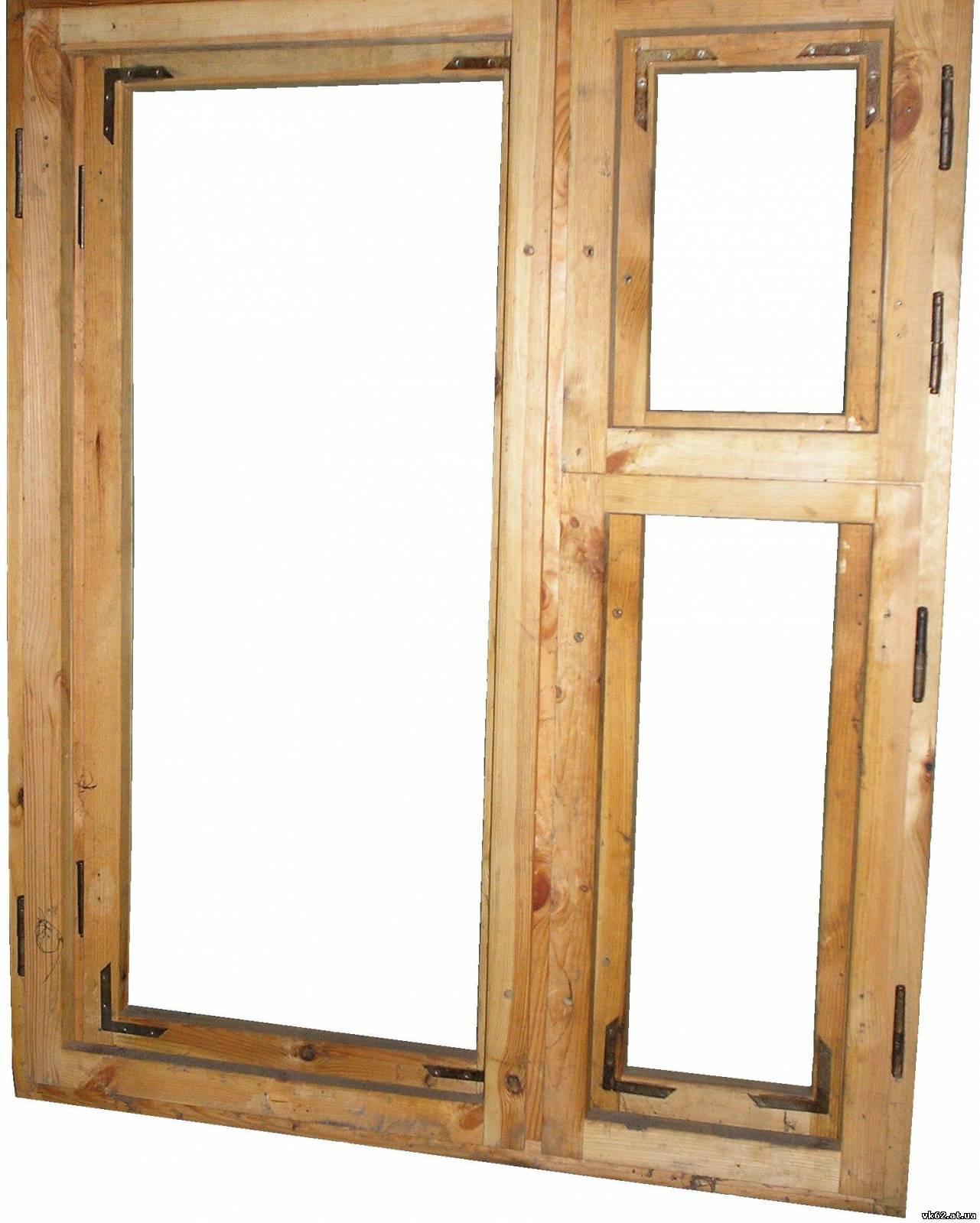 Изготовление деревянных оконных блока своими руками